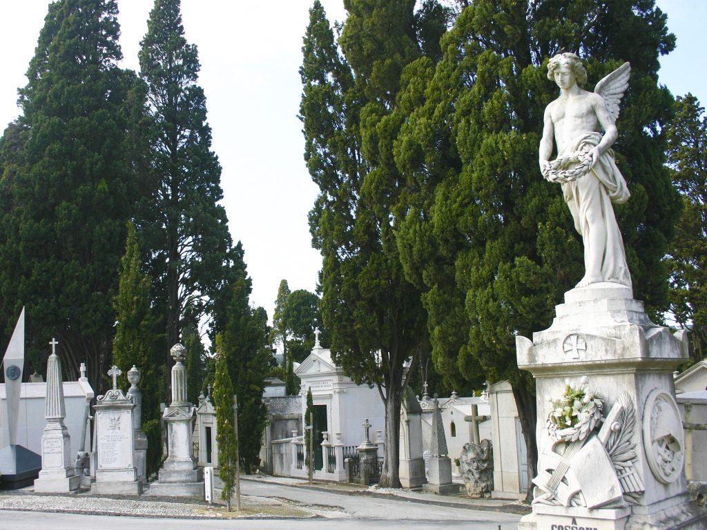 Quem disse que um cemitério não pode ser um local turístico?