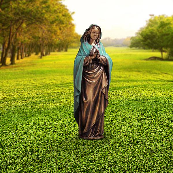 linda estátua